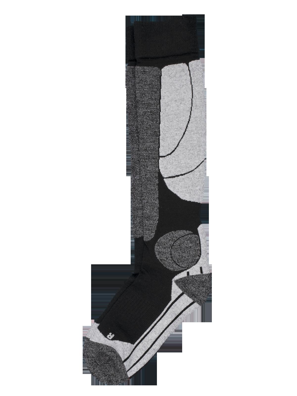 Wool Ski Sock 1-p Svart