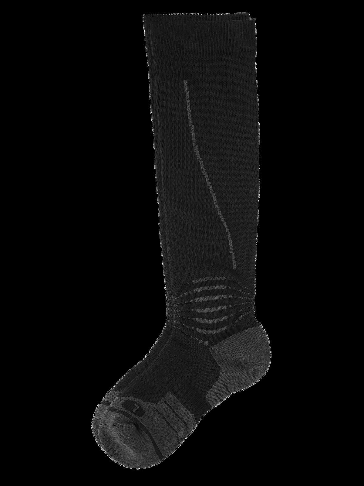 Compression Sport Sock  Svart