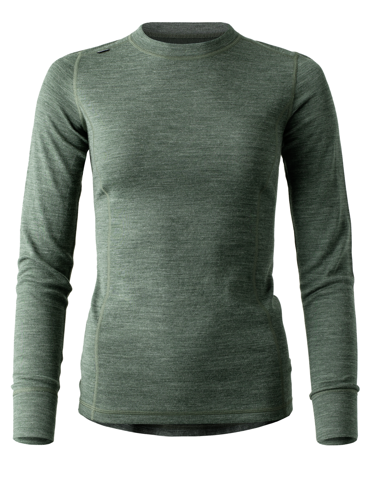 Merino Super Soft Sweater Women Grön