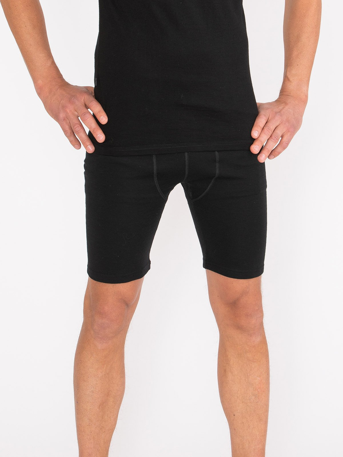 Merino Super Soft Short Pant Men Svart