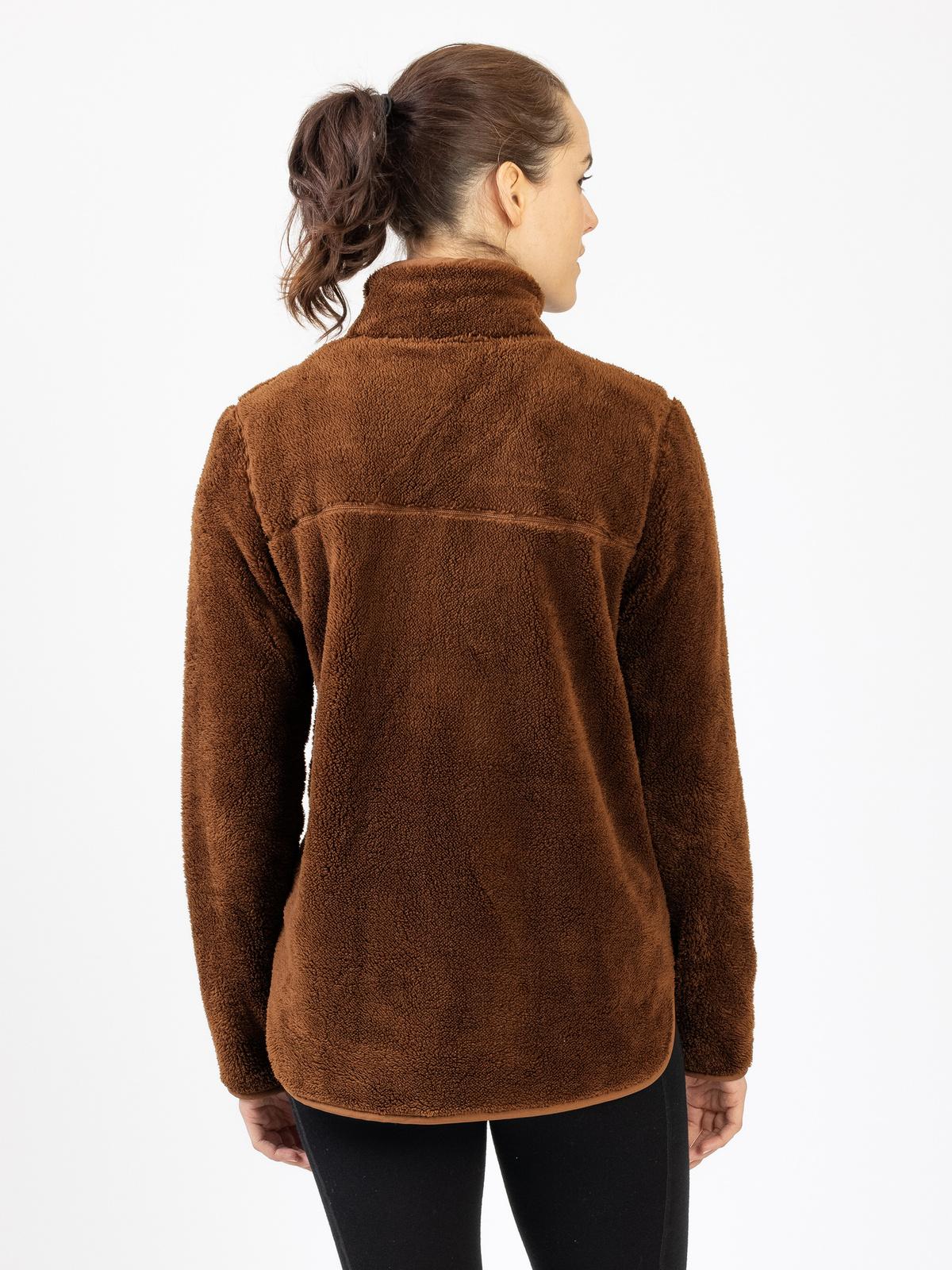 Classic Pile Jacket Mandelbrun