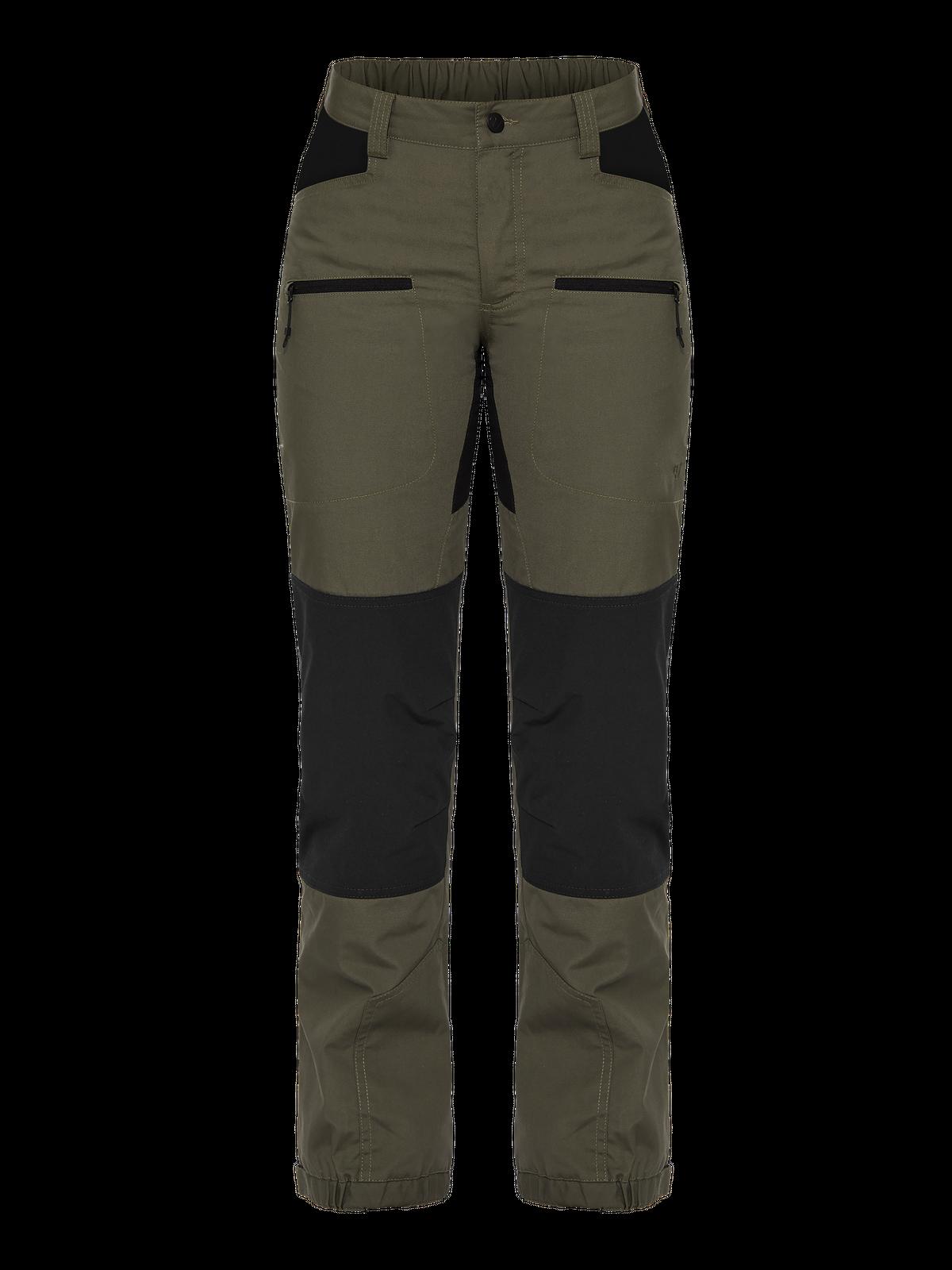 Outdoor Pants Women khakivihreä