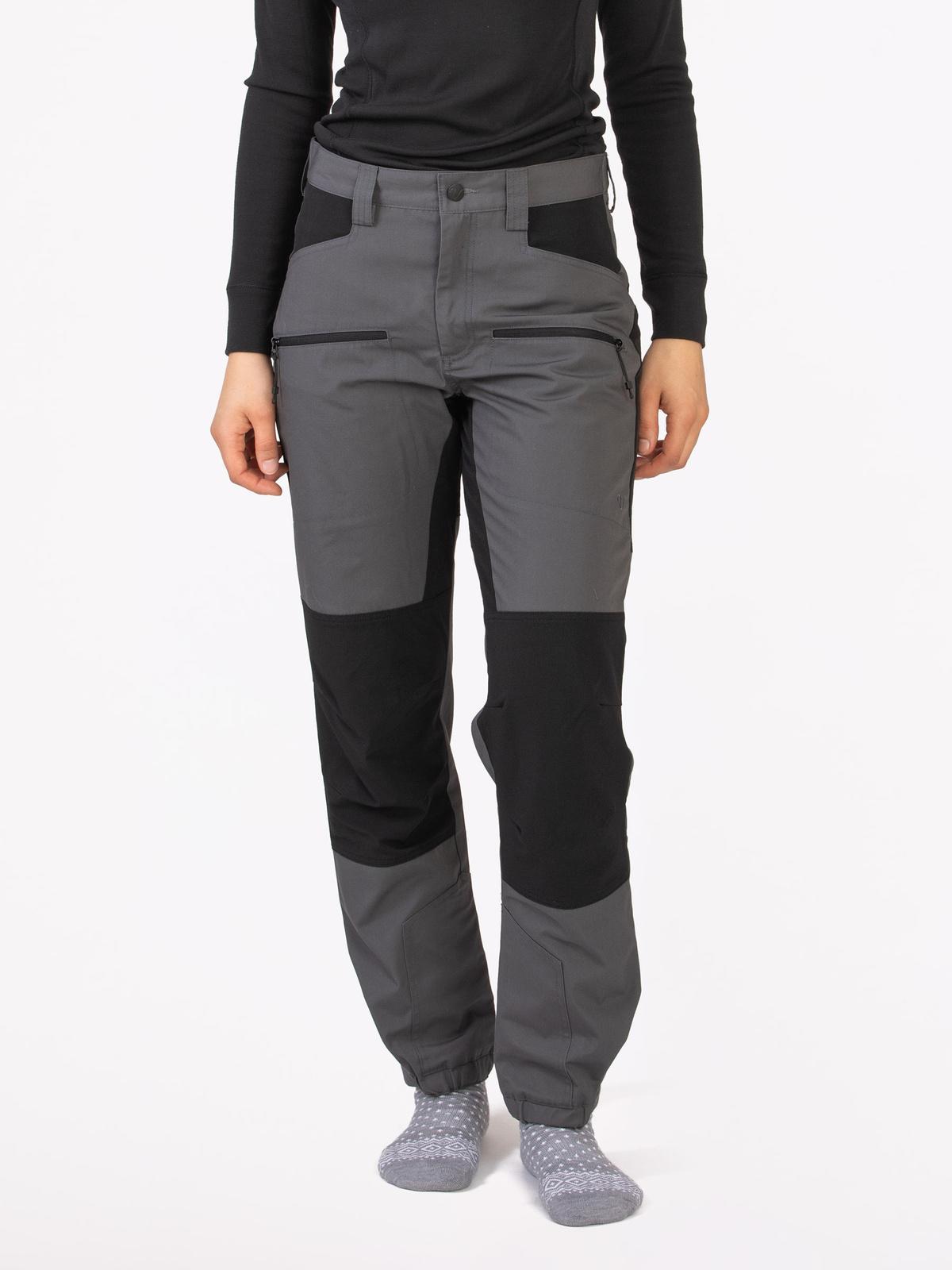Outdoor Pants Women Grå