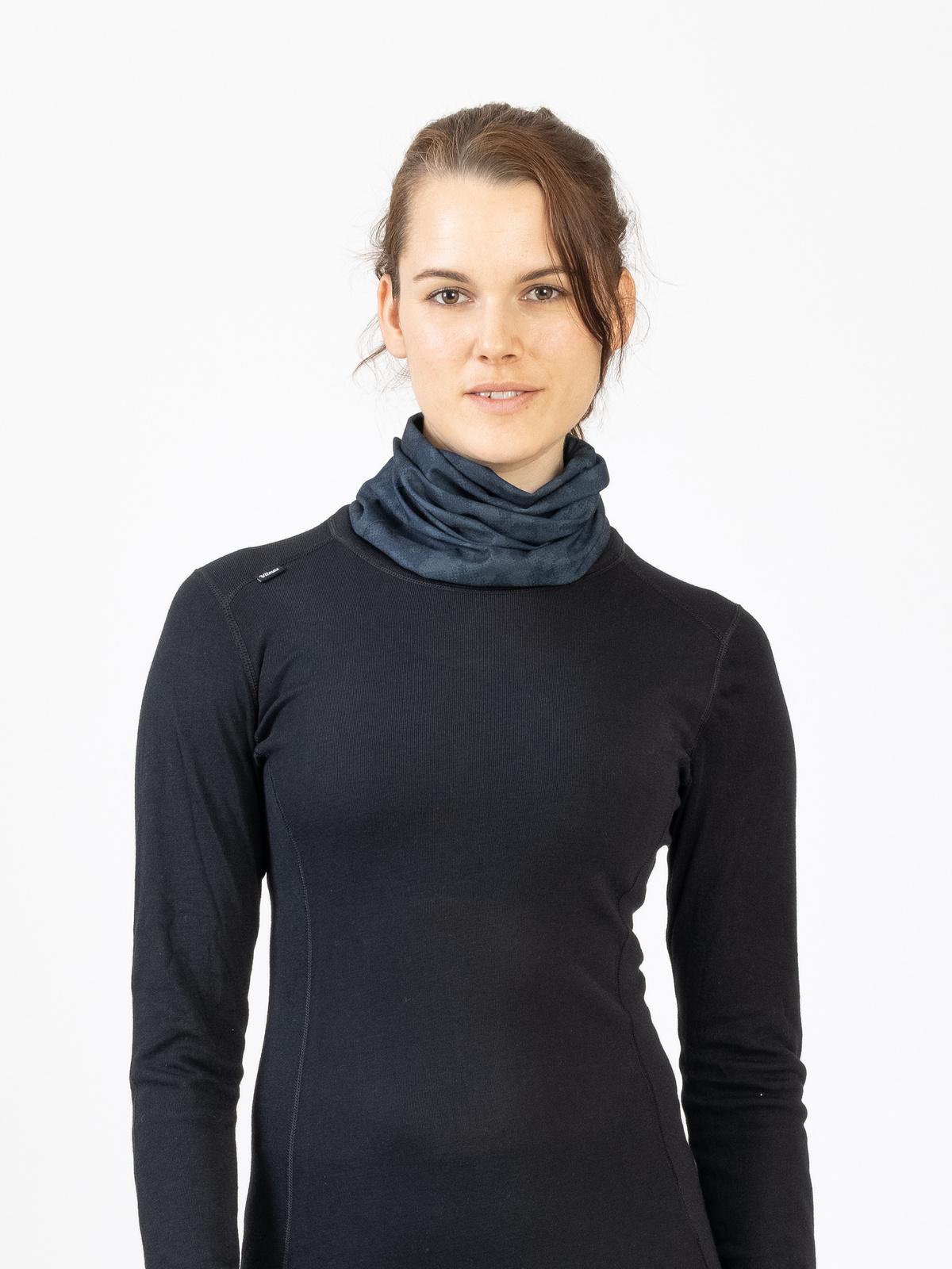 Multi Headwear 2-p Blå/Kakigrønn