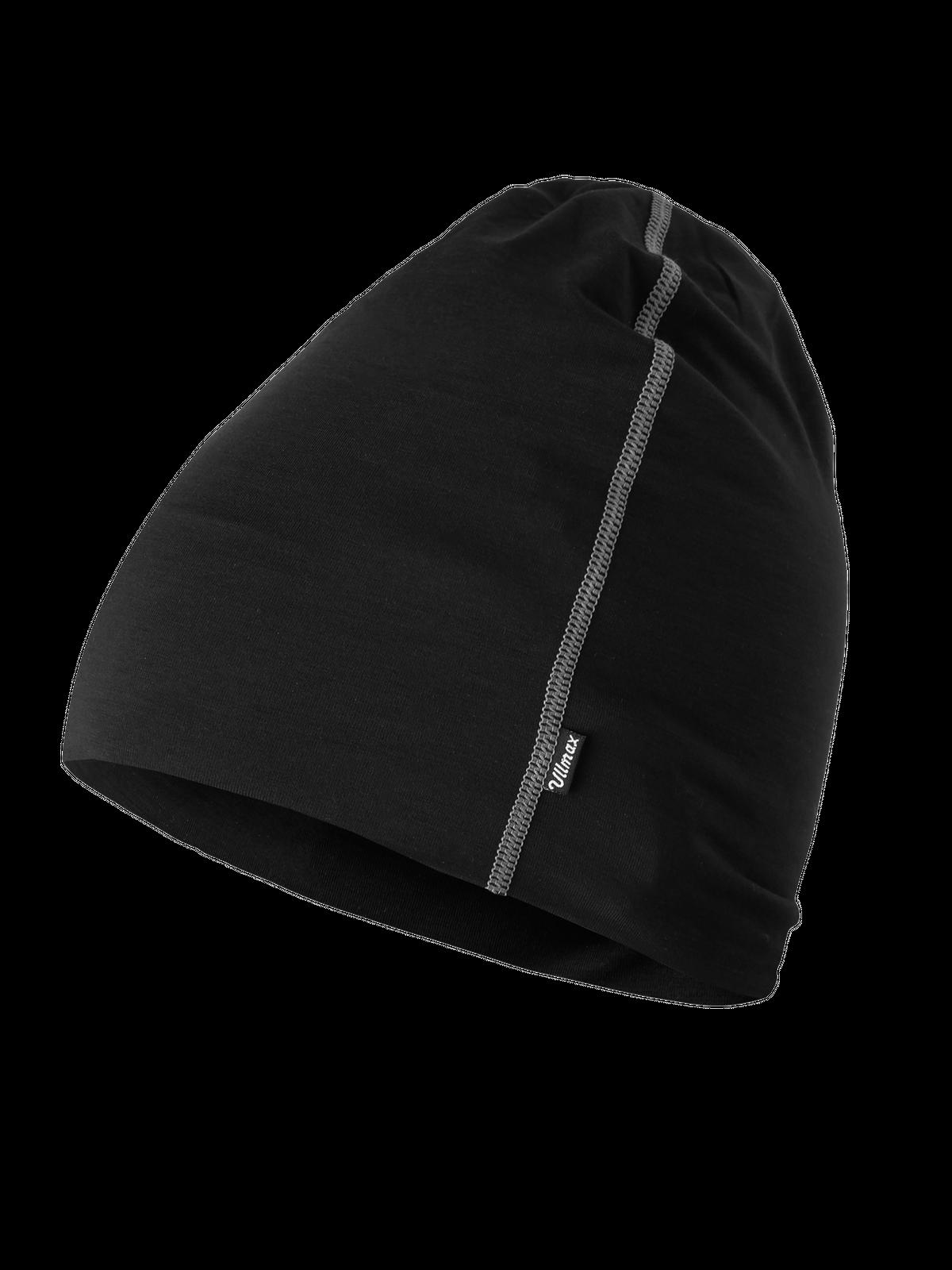 Active Wool Hat  Svart