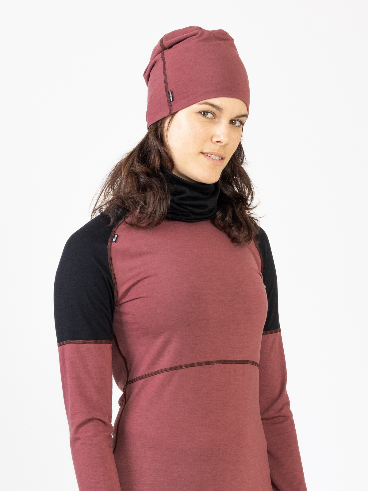 Active Wool Hat Rosa