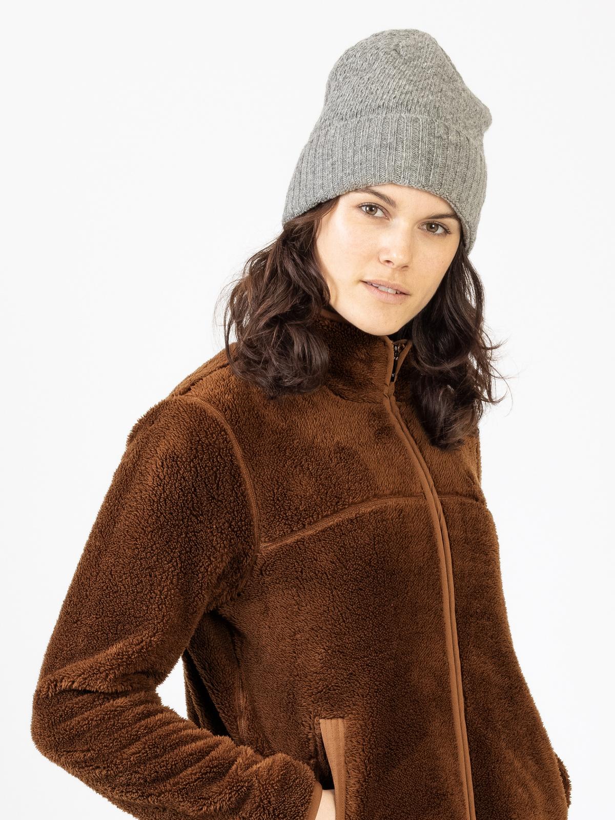 Wool Moss Hat Grå