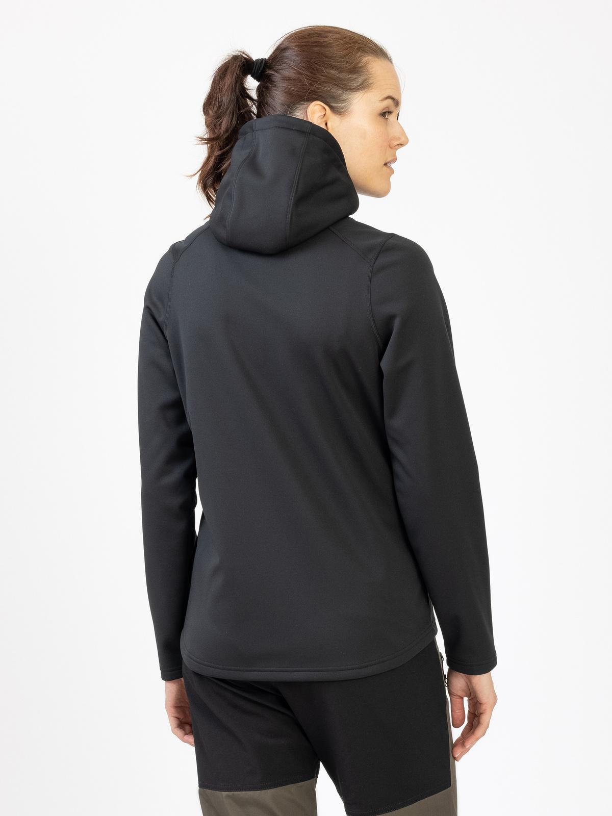 Soft Shell Jacket Women Svart